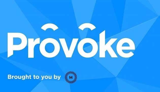 Image of Provoke